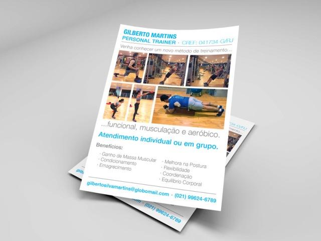 Portfólio Impressos: PANFLETOS 4/4