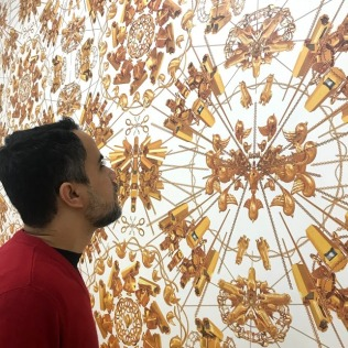 Ai Weiwei: RAIZ. ALPACA (2015).